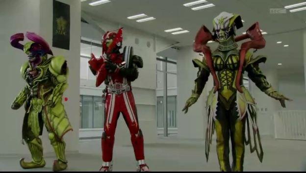 Kamen Rider Drive Episode 46   Kamen Rider Drive Streaming